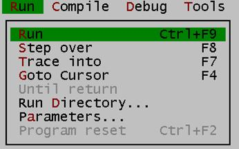 Running the program Online c compiler and run with input