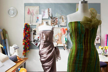 HNC/HND Fashion: Design and Production with Retail