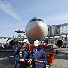 HNC/HND Aircraft Engineering at SCQF level 7/8