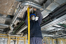 Heating and Ventilating Ductwork Installation