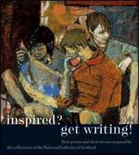 IMAGE: Writing Anthology Cover