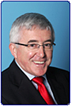 PHOTO: James McVittie, former Head Teacher of St Ninian's High School