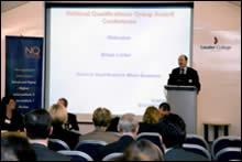 PHOTO: NQGA Conference 2007