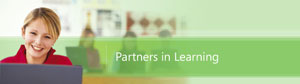 LOGO: Partners in Learning logo