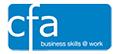 LOGO: CFA logo.