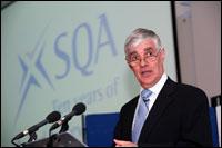 PHOTO: Chairman, John McCormick