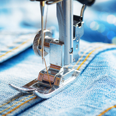 Sewing Machine, Fashion and Textiles