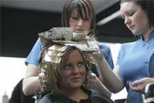 NPA Hairdressing Technical Skills