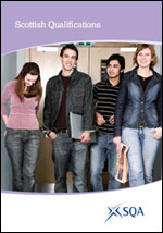 IMAGE: Cover of Scottish Qualifications