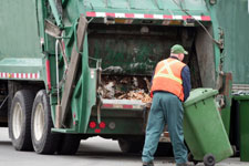 Waste Operations: Waste Collection Driver