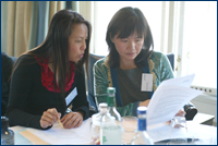 IMAGE: Delegates at the launch of Chinese language qualifications