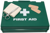 Emergency First Aid at Work - First Aid Box