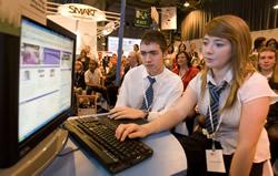 PHOTO: Scottish Learning Festival 2007