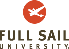 Full Sail University Logo.