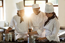 SQA Advanced Certificate in Professional Cookery