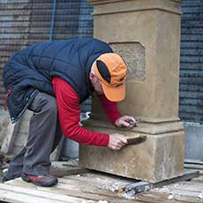 PDA Repair and Maintenance of Traditional Masonry Structures at SCQF level 6