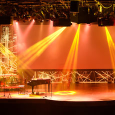 Level 2 Certificate in Technical Theatre Support: Sound, Light and Stage