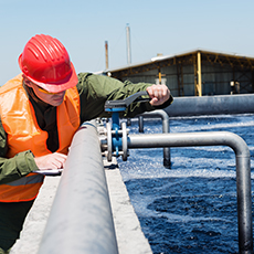 Diploma Water Distribution Control SCQF level 5