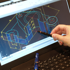 SQA Advanced Certificate/Diploma in Computer Aided Draughting and Design
