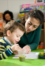 HNC Early Education and Childcare at SCQF level 7