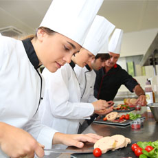 SQA Advanced Diploma in Professional Cookery