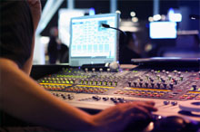 NPA Sound Production: Recording