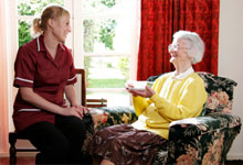 SVQ 4 Health and Social Care (Adults) at SCQF level 9