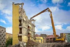 Demolition (Construction): Demolition