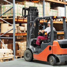 SVQ Warehousing, Storage and Distribution at SCQF level 5