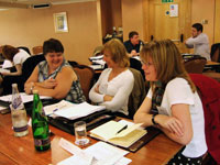 PHOTO: Delegates at a recent Innovative Teacher programme event