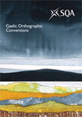 click to download pdf Gaelic Orthographic Conventions