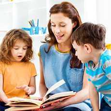 SQA Care - Child Care