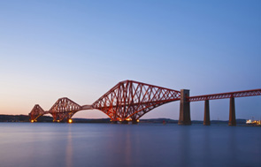 forth rail bridge Large