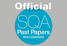SQA - NQ - Past papers and marking instructions